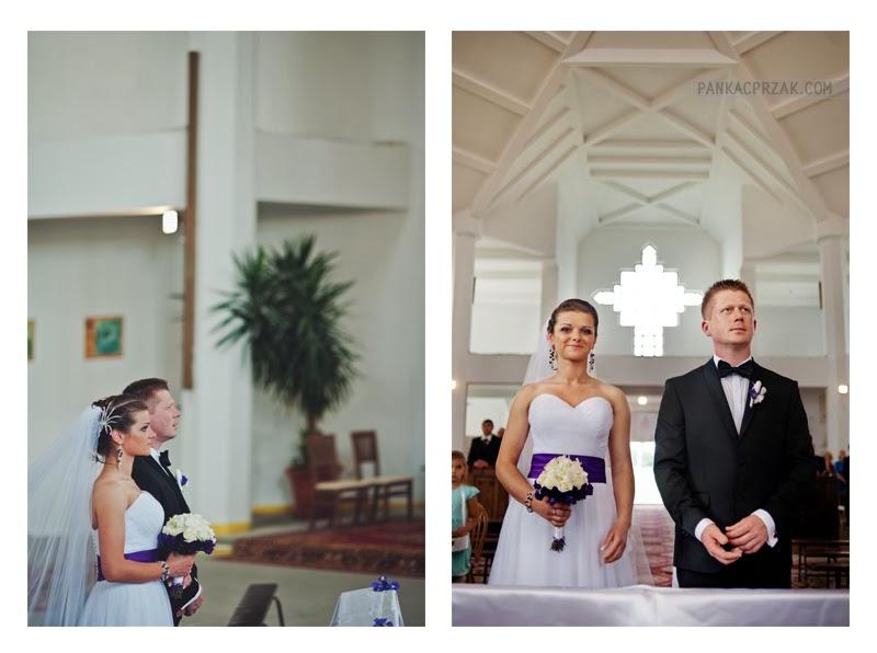 Ślub kościelny okiem fotografa z Radomska. Czy poznajesz w jakim kościele wykonano te zdjęcia ślubne?