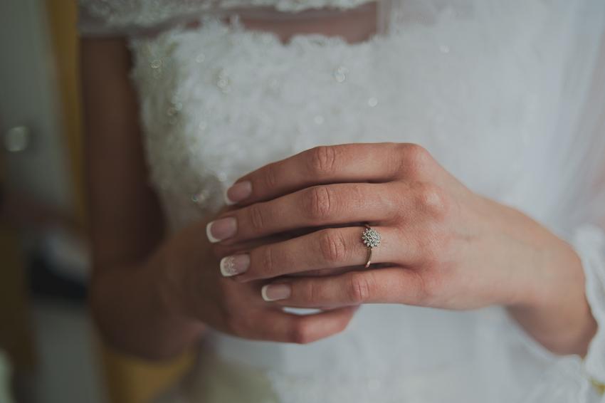 pierścionek fotografia