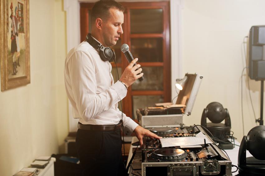 DJ wesele łódź