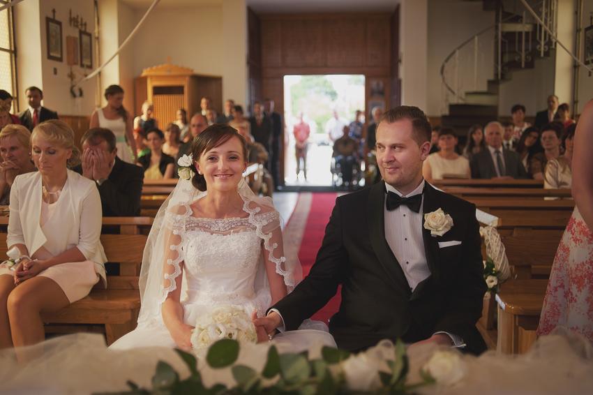ślub kościół